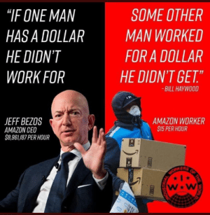 Jeff Bezos vs the common (wo)man: Jeff Bezos vs the common (wo)man