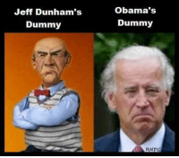 CNN HEADLINE NEWS TODAY.... Biden confirms Obama + VP were briefed on Unsubstantiated Claims Against Trump!!!  Really? What BS! They are desperately trying to come up with something !: Jeff Dunham's  Dummy  Obama's  Dummy  RNPCa CNN HEADLINE NEWS TODAY.... Biden confirms Obama + VP were briefed on Unsubstantiated Claims Against Trump!!!  Really? What BS! They are desperately trying to come up with something !
