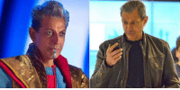 Jeff Goldblum doesn't remember filming THOR: RAGNAROK.  (Andrew Gifford): Jeff Goldblum doesn't remember filming THOR: RAGNAROK.  (Andrew Gifford)