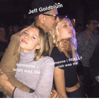 Jeff Goldblum: Jeff Goldblum  someone  wish was me  eone i REALLY  wish was me  5