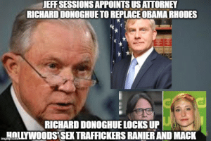 MISSING Have You Seen This Man? Jeff Sessions Attorney