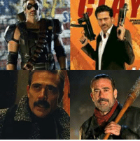 Jeffrey Dean Morgan.  Working his way through comic book adaptions.  What role would you like to see him do next?