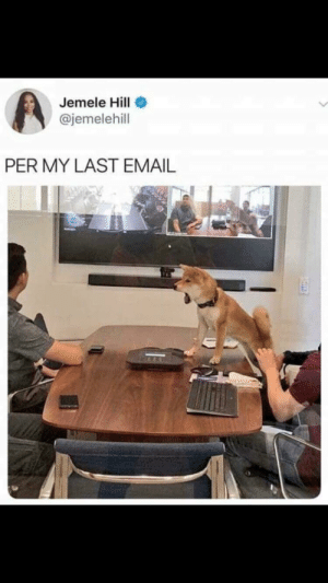 Dank, Memes, and Target: Jemele Hill  @jemelehill  PER MY LAST EMAIL We all know someone like this in the office by Cali_Bunch6 MORE MEMES