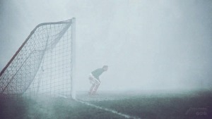 jennyloggins:  milkychew: dookiediamonds:  tatooiines:   mesopelagic:  thebeesareoutthere:  historycultureeducation: Goalkeeper Sam Bartram, alone on the pitch, not realizing that the game had been abandoned 15 minutes earlier due to heavy fog - 25 dec 1937 my last brain cell   the football took this picture    Lmfaoooo      FUCK YOU WHERE IS HE: jennyloggins:  milkychew: dookiediamonds:  tatooiines:   mesopelagic:  thebeesareoutthere:  historycultureeducation: Goalkeeper Sam Bartram, alone on the pitch, not realizing that the game had been abandoned 15 minutes earlier due to heavy fog - 25 dec 1937 my last brain cell   the football took this picture    Lmfaoooo      FUCK YOU WHERE IS HE