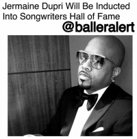 "Jay, Jay Z, and Mariah Carey: Jermaine Dupri Will Be Inducted  Into Songwriters Hall of Fame  @balleralert Jermaine Dupri Will Be Inducted Into Songwriters Hall of Fame - Blogged by: @RaquelHarrisTV ⠀⠀⠀⠀⠀⠀⠀⠀⠀ ⠀⠀⠀⠀⠀⠀⠀⠀⠀ The Songwriters Hall of Fame is adding a new member and it's music mogul JermaineDupri! ⠀⠀⠀⠀⠀⠀⠀⠀⠀ ⠀⠀⠀⠀⠀⠀⠀⠀⠀ ""The 2018 roster of Songwriters Hall of Fame inductees is a prodigious representation of creators of cross-genre hits, certain to resonate with everyone. Each year, the slate of songwriters we induct is more diverse and illustrative of the history and contributions that we strive to acknowledge and honor,"" said a statement from Associated Press, Linda Moran (president-CEO) and the organization's co-chairs, Kenneth Gamble and Leon Huff. ⠀⠀⠀⠀⠀⠀⠀⠀⠀ ⠀⠀⠀⠀⠀⠀⠀⠀⠀ Dupri has written some of the biggest hits from the 90s and early 2000s managed several artists and birthed songs for industry icons like Mariah Carey, Usher and Janet Jackson. ⠀⠀⠀⠀⠀⠀⠀⠀⠀ ⠀⠀⠀⠀⠀⠀⠀⠀⠀ The 45-year-old is the second hip-hop artist to be added next to Jay-Z. On June 14, Dupri will be honored along with others Alan Jackson, John Mellencamp, and Kool & the Gang ⠀⠀⠀⠀⠀⠀⠀⠀⠀ ⠀⠀⠀⠀⠀⠀⠀⠀⠀ Congrats, JD!"