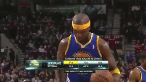 Jermaine O'Neal: The master of pump faking free throws: Jermaine O'Neal: The master of pump faking free throws