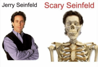 Seinfeld: Jerry Seinfeld  Scary Seinfeld