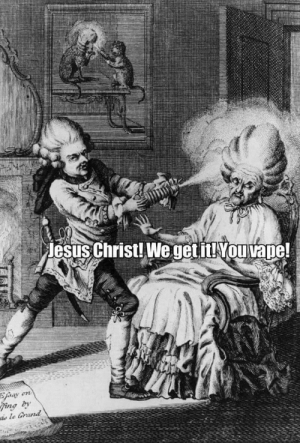 Facebook, Jesus, and Cool: Jesus Christ!We getitlYouvane!  y on  le Grand Way before it was cool. | https://goo.gl/i7OmJs - Join my facebook page