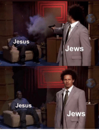 "<p>As the meme rapidly looses stock, here's a remix of it via /r/MemeEconomy <a href=""https://ift.tt/2HRepdf"">https://ift.tt/2HRepdf</a></p>: Jesus  Jews  Jesus  Jews <p>As the meme rapidly looses stock, here's a remix of it via /r/MemeEconomy <a href=""https://ift.tt/2HRepdf"">https://ift.tt/2HRepdf</a></p>"