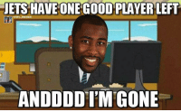 It's official! The NY Jets trade Darrelle Revis to the Tampa Bay Buccaneers: JETS HAVE ONE GOOD PLAYER LEFT  NFL MEME  ANDDDDITM GONE It's official! The NY Jets trade Darrelle Revis to the Tampa Bay Buccaneers