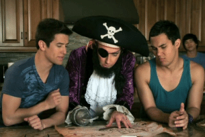 jibblyuniverse:  colpiire:  guys remember when BTR and patchy the pirate from spongebob had a crossover  This looks like the start of a very questionable gay porno : jibblyuniverse:  colpiire:  guys remember when BTR and patchy the pirate from spongebob had a crossover  This looks like the start of a very questionable gay porno