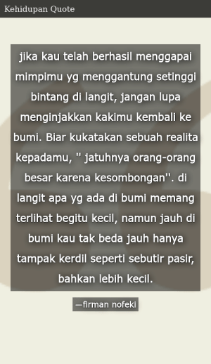 Mimpi Quotes 2