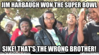 SIKE!