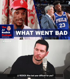"Jimmy Butler talking about his time with the 76ers:  ""I didn't know who the f**k was in charge. I didn't know what the f**k to expect whenever I would go into the gym...I think I was as lost as the next MF.   (Via The @JJ_Redick Podcast with @talter) https://t.co/QsGb0AzJ0N: Jimmy Butler talking about his time with the 76ers:  ""I didn't know who the f**k was in charge. I didn't know what the f**k to expect whenever I would go into the gym...I think I was as lost as the next MF.   (Via The @JJ_Redick Podcast with @talter) https://t.co/QsGb0AzJ0N"