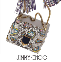 Memes, 🤖, and Python: JIMMY CHOO Craving something just a little bit more special to bring your outfit to life? Look no further than our jewel-bedecked LOCKETT PETITE bag in natural iridescent painted python. Complete with a flippy tassel shoulder strap, it's got everything you need to inject some personality into your look.
