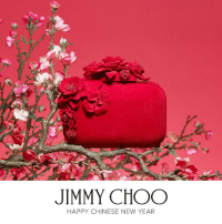 Kung Hei Fat Choi!  Happy Chinese New Year!: JIMMY CHOO  HAPPY CHINESE NEW YEAR Kung Hei Fat Choi!  Happy Chinese New Year!