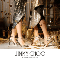 #HappyNewYear! With love, from Jimmy Choo!: JIMMY CHOO  HAPPY NEW YEAR #HappyNewYear! With love, from Jimmy Choo!