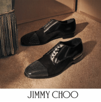 Jazz up your formal wardrobe with a pair of PENN lace ups—Pre-Fall's smartest soles. Discover the Men's PF17 collection at: http://bit.ly/PF17_PENN: JIMMY CHOO Jazz up your formal wardrobe with a pair of PENN lace ups—Pre-Fall's smartest soles. Discover the Men's PF17 collection at: http://bit.ly/PF17_PENN