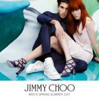 Jimmy Choo, Memes, and Discover: JIMMY CHOO  MEN'S SPRING SUMMER 2017 We are proud to unveil the Men's Spring Summer 2017 campaign, featuring Lou Gaillot and Kiki Willems. Discover the collection at: http://bit.ly/JC-SS17MEN