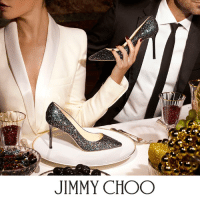 Sparkle this #newyearseve with the iconic ROMY pump in metallic glitter.   Shop Party pieces at http://bit.ly/IconicPartyPieces: JIMMY CHOO Sparkle this #newyearseve with the iconic ROMY pump in metallic glitter.   Shop Party pieces at http://bit.ly/IconicPartyPieces