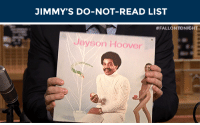 "Target, youtube.com, and Watch: JIMMY'S DO-NOT-READ LIST   #FALLONTONIGHT  Jayson Hoover <p><a href=""https://www.youtube.com/watch?v=mGODYdc4MJM&amp;list=UU8-Th83bH_thdKZDJCrn88g"" target=""_blank"">Whatever you do, do NOT listen to Jimmy&rsquo;s Do Not Play playlist!</a></p>"