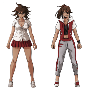 Target, Tumblr, and Blog: jinzouactor:  Akane redesign! She deserved a lot better