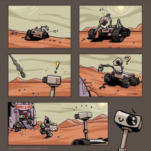 One day we will get there, little robot. Happy Birthday to you! via /r/wholesomememes https://ift.tt/2HJeels: JJ..  ?  HAPPY B-DAY  IronMarines.com team One day we will get there, little robot. Happy Birthday to you! via /r/wholesomememes https://ift.tt/2HJeels