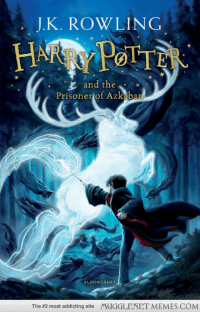 """Gorgeous, Http, and Jk Rowling: JK ROWLING  and the  Prisonerlof Azkaba  BLOOMSBURY  The #2 most addicting site  MUGGLENETMEMES.COM <p>New PoA cover from Jonny Duddle! So Gorgeous! <a href=""""http://ift.tt/1sYsnM9"""">http://ift.tt/1sYsnM9</a></p>"""