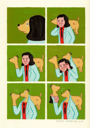 lolzandtrollz:  This Just Gets Weirder And Weirder: JOAN CORNELLA lolzandtrollz:  This Just Gets Weirder And Weirder