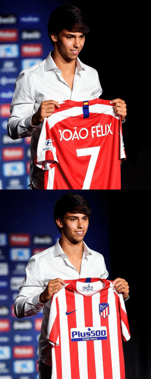 Joao Felix Hyd 1993 Plus500 Trade Online Rt Joao Felix Officially Unveiled As Atletico Madrid S New Number 7 Httpstcovtrieed7dj Soccer Meme On Me Me