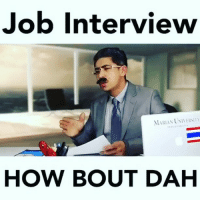 Job Interview, Memes, and Nursing: Job Interview  MARIAN UNIVERSITY  HOW BOUT DAH @Regrann from @brosplit - Out of the two, who would you hire as your nurse? 😂😂 CatchMeOutside HowBoutDah@Dagenius_Jay33 Dagenius_Jay33 ( •_•) ∫\ \____( •_•) _∫∫ _∫∫ɯ \ \ dageniuscomedy jay funny reblog retweet follow follow followme followers follower nyc newyork queensnyc nycqueens nycbrooklyn followhim lmao comment comments commentbelow popular instagood iphonesia nyc instamood picoftheday bestoftheday