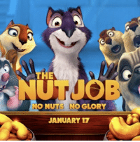 Winter, Biopic, and Job: JOB  NUTS NO GLORY  JANUARY 17