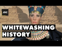 "Africa, History, and Time: JOC  WHITEWASHING  HISTORY <p>I know this is a silly question but like… Do you guys have any actual, you know, evidence that the bust is inaccurate? Or you just upset by it and therefore convinced it's wrong? Because it seems like we've been down this road before and I know you guys have a hard time acknowledging that anyone lighter than burnt toast is actually from Africa but northern Africans are often not that dark, especially when it comes to the intermixing with Greeks and Mesopotamians. </p>  <p>I don't know if it's accurate or not, but it sounds like your whole argument is ""it doesn't look like I was expecting so: whitewashing"".</p>"