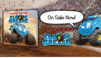 Grease: JOHN CENA  On Sale Now  GREASE  OHN CENA  GREASE