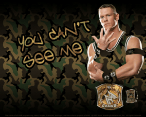 John Cena, Wallpapers, and You: JOHN CENA - YOU CAN'T SEE ME - Actors & People Background Wallpapers ...