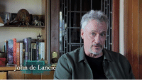 You may remember John de Lancie from Star Trek: The Next Generation as the omnipotent Q—he displays similar knowledge here.: John de Lancie You may remember John de Lancie from Star Trek: The Next Generation as the omnipotent Q—he displays similar knowledge here.