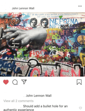 Troll lol lol by Gozorp MORE MEMES: John Lennon Wall  . IF YOU LOVER, IF YOU HATER. IF YOU TROUBLEMAKER.  WE LOVE YOU ANYWAY  LAS  SHORT WAR  LOVE  Skod  SHSRCE ROLLS  John Lennon Wall  View all 2 comrnents  Should add a bullet hole for an  authentic experience Troll lol lol by Gozorp MORE MEMES