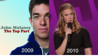 "<p>We all know Amy is a joke stealing disgrace of a ""comedian"" but stealing from John Mulaney is truly beyond unforgivable.</p>: John Mulaney  The Top Part  2009  2010 <p>We all know Amy is a joke stealing disgrace of a ""comedian"" but stealing from John Mulaney is truly beyond unforgivable.</p>"