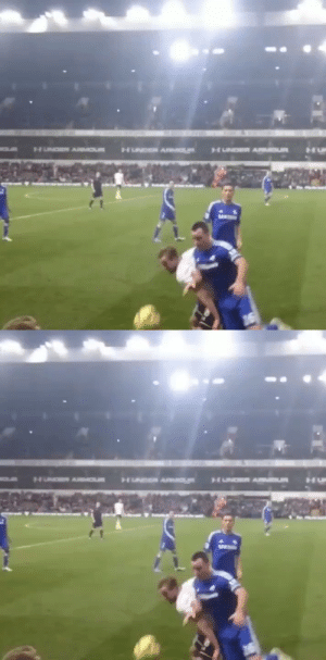 John Terry 1-0 Spurs fans 😂🤣 https://t.co/oLWBrtZgls: John Terry 1-0 Spurs fans 😂🤣 https://t.co/oLWBrtZgls