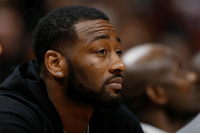 John Wall suffered ruptured Achilles after slipping and falling in his house and will be out 12 months.: John Wall suffered ruptured Achilles after slipping and falling in his house and will be out 12 months.