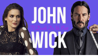 He's survived the Russian mob and the world's toughest gangsters, but now John Wick must survive the ultimate challenge, a Destination Wedding!: JOHN  WICK He's survived the Russian mob and the world's toughest gangsters, but now John Wick must survive the ultimate challenge, a Destination Wedding!