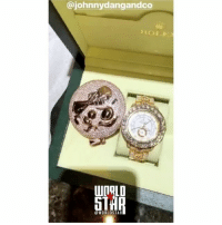 ChiefKeef shows some new ice and a Rolex he copped from JohnnyDang 👀💎⌚️ (Via @chieffkeeffsossa) @johnnydangandco @worldstar WSHH: @johnnydangandco  @WORLDSTAR ChiefKeef shows some new ice and a Rolex he copped from JohnnyDang 👀💎⌚️ (Via @chieffkeeffsossa) @johnnydangandco @worldstar WSHH