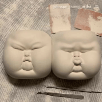 9gag, Memes, and Kids: johnson tsang artist HG Making babies - safe for kids version⠀ By @johnson_tsang_artist⠀ -⠀ 9gag babysculpture sculpture