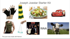 JoJo do be liking Pixar movies, cattle and salads: JoJo do be liking Pixar movies, cattle and salads