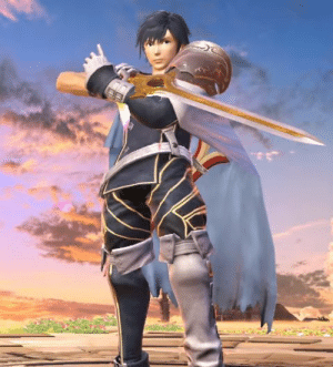 "Friends, Twitter, and Fight: Jon Cartwright on Twitter: ""Ike: I fight for my friends Chrom: I ..."