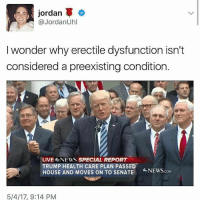 Sexual dysfunction memes