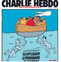 The anchor shall only be spread and not blood !!: JOURNAL IRRESPONSABLE  uLE SUICIDE FRANCAIS  ILSAPPLIQUENT  LE PROGRAMME  201s 1167  CHARLIE HEBDO The anchor shall only be spread and not blood !!