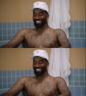JR Smith & Kevin Hart cracking up about Smith's infamous mistake in GM1 of the 2018 Finals 😂  Via @LOLNetwork  https://t.co/y1meFCGu49: JR Smith & Kevin Hart cracking up about Smith's infamous mistake in GM1 of the 2018 Finals 😂  Via @LOLNetwork  https://t.co/y1meFCGu49