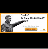 "Get that free PC check!!! - - - meme memes dank dankmemes edgy offensive triggered scene wow vape mlg prank lol autism comedy hashtag lmao memefadda swooce skooks: ""Juden?  In Mein Deutschland?""  It's more likely than you think.  FREE PC CHECK!  CONTENT Watch. Get that free PC check!!! - - - meme memes dank dankmemes edgy offensive triggered scene wow vape mlg prank lol autism comedy hashtag lmao memefadda swooce skooks"