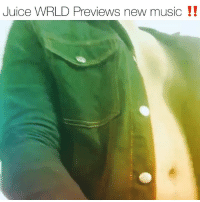 Chicago, Friends, and Juice: Juice WRLD Previews new music! chicago artist juicewrld previews new song ‼️ need it or keepit ⁉️ Follow @bars for more ➡️ DM 5 FRIENDS